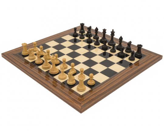 Palisander Sovereign Chess Set