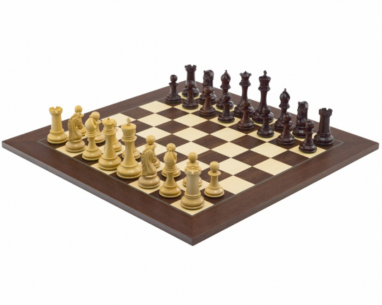 Eminence Rosewood Palisander Deluxe Chess Set