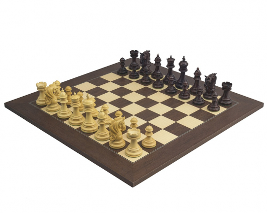 Kingsgate Rosewood Palisander Chess Set